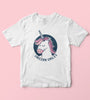 Unicorn Smiles Kids Tshirt