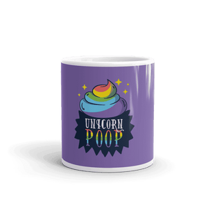 Unicorn Poop Coffee Mug