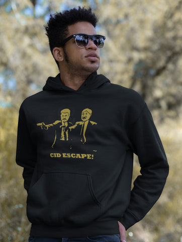 Cid Escape Pulp Fiction Hoodie