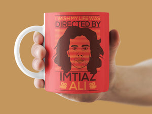 Imtiaz Ali Fan Boy Mug | Film Patients