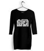 Kattan Vibe Tshirt Dress