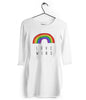 Love Wins Tshirt Dress