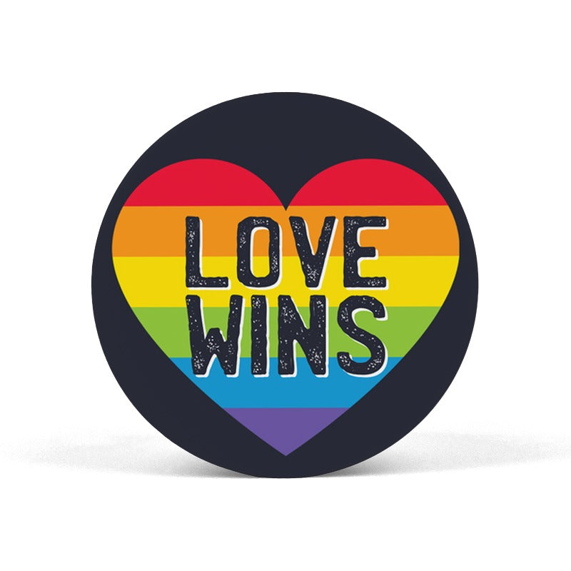 Love Wins Pop Grip