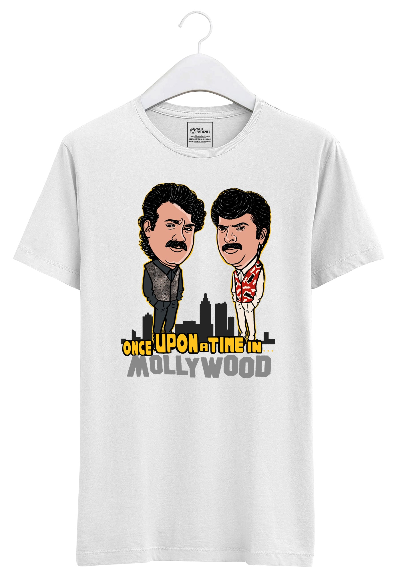 Once Upon a Time in Mollywood | Celebrating the BIG M'S Tshirt