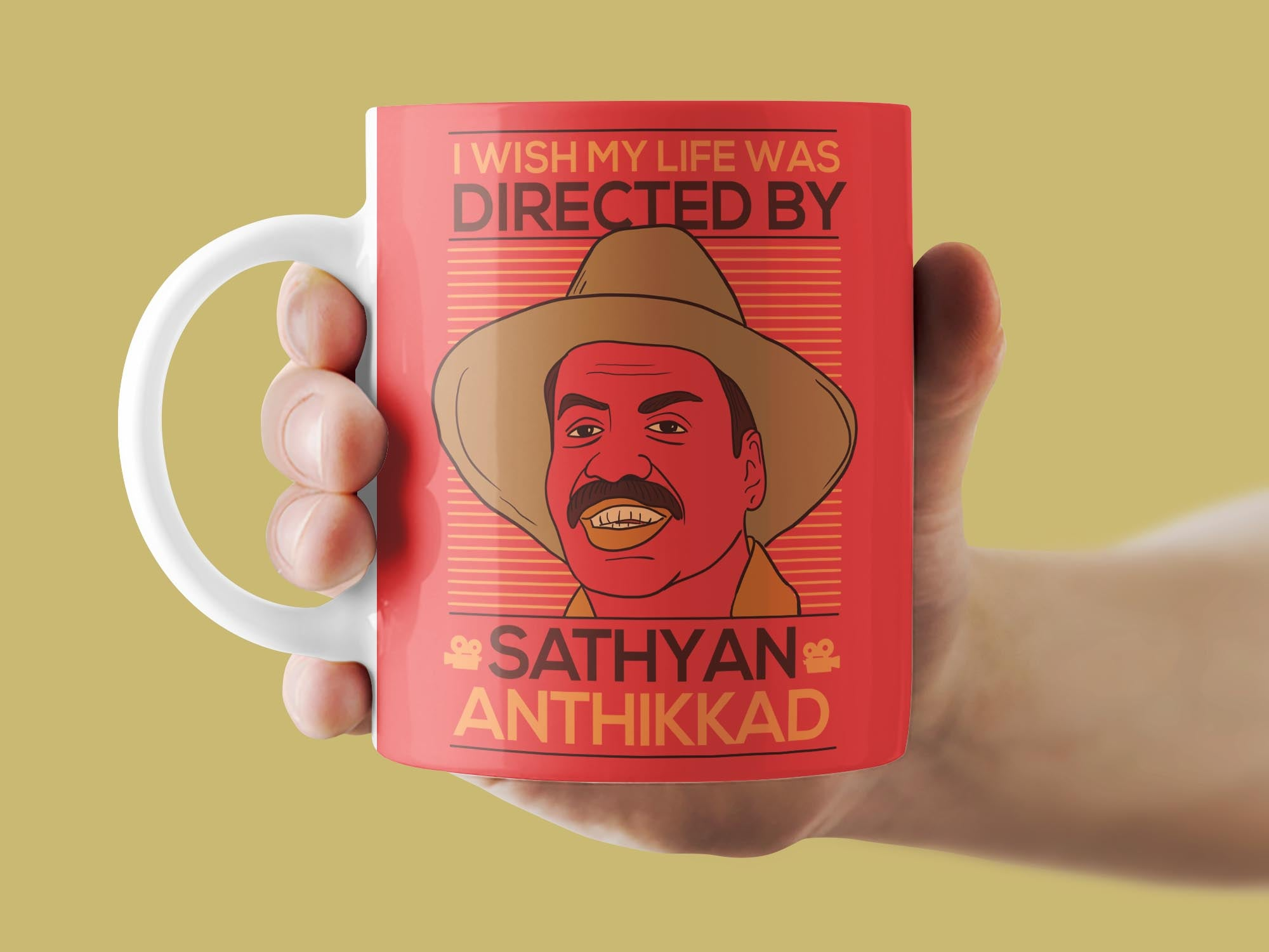 Sathyan  Anthikadu Fan Boy Mug | Film Patients