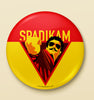 Spadikam Mohanlal Button Badge