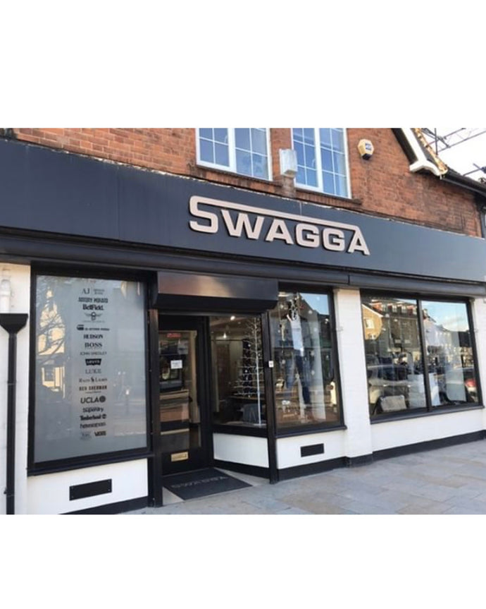 #Stocked Hoddesdon: SWAGGA