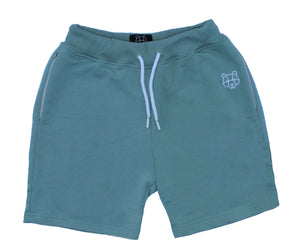Cultured Collection Shorts in Green (Juniors)