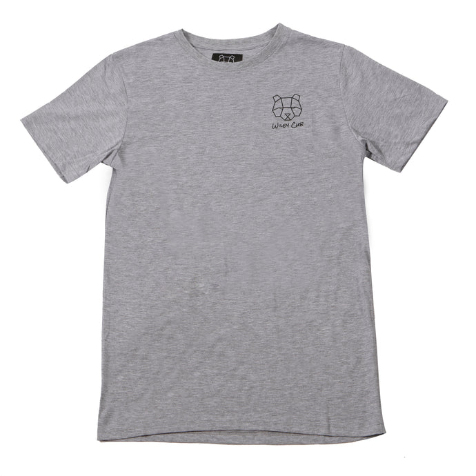 mens grey t-shirt christmas gift ideas
