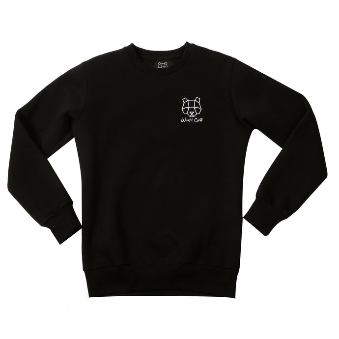 Black sweatshirt men christmas gift present ideas for teenagers