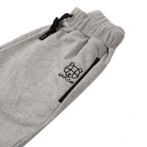 John Lewis quality grey tracksuit bottoms for adults and juniors