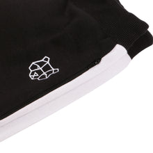 Bear Cub Black Kids Tracksuit Bottoms