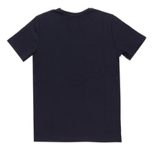 navy designer t-shirt for children