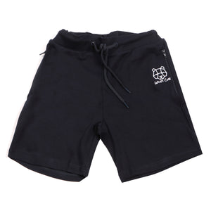 Wiley Bear Cub Navy twinset shorts with zip pockets