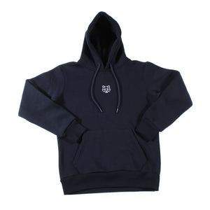 Storm Collection Fleece Lined Hoodie in Navy