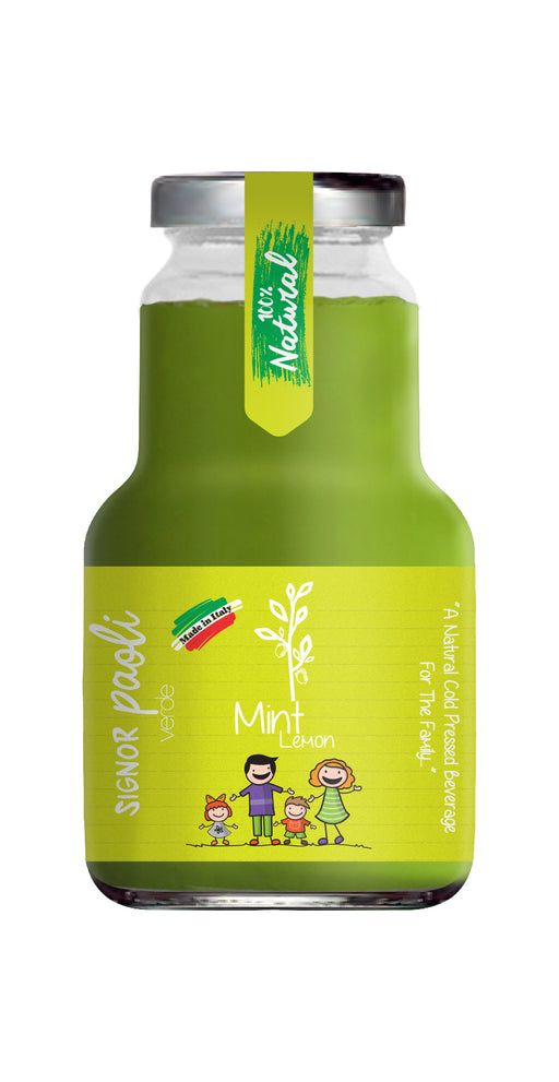 SIGNOR PAOLI MINT LEMON 200 ML