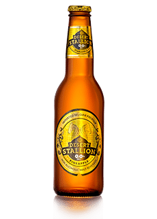 Desert Stallion Pineapple 330ML Non Alcoholic Beverage