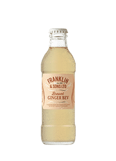 Franklin & Sons Ginger Bev 200 Ml Tonics & Mixers