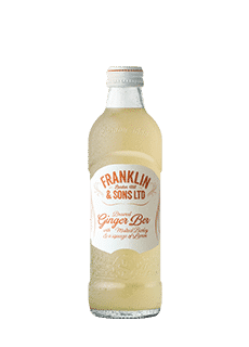 Franklin & Sons Ginger Bev 275 Ml Soft Drinks
