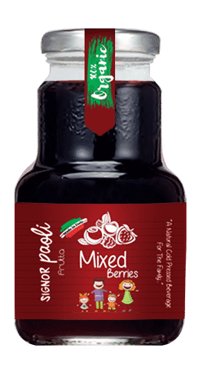 SIGNOR PAOLI MIXED BERRIES 200 ML