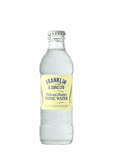 Franklin & Sons Natural Indian Tonic 200 Ml Tonics & Mixers
