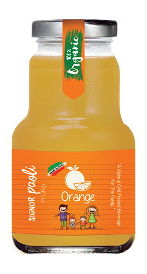 SIGNOR PAOLI ORANGE JUICE 200 ML