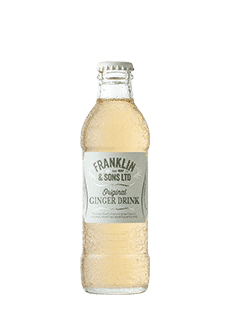Franklin & Sons Original Ginger Drink 200 Ml Tonics & Mixers