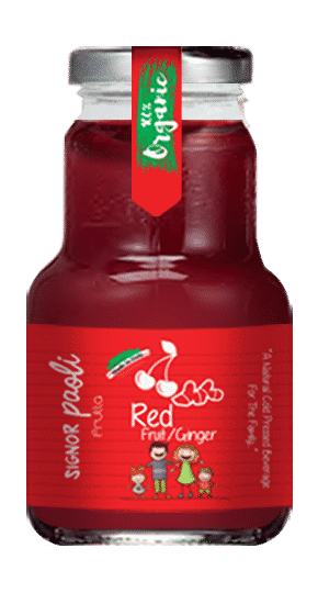 SIGNOR PAOLI RED FRUIT/GINGER 200 ML