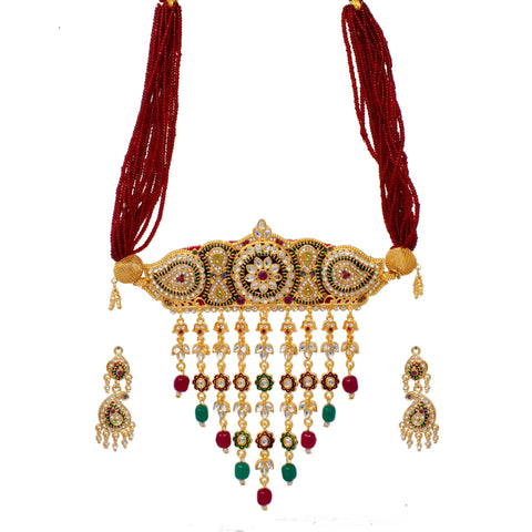 Ethnic Rajputi Rajasthani Aad Timaniya for women