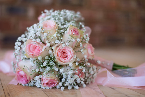 Bridal Bouquet | Stylish Rose Bouquet | Floral Designer| Gauteng