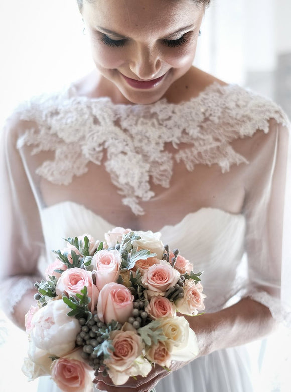 Bridal Bouquet | Stylish Peony Bouquet | Floral Designer| Gauteng