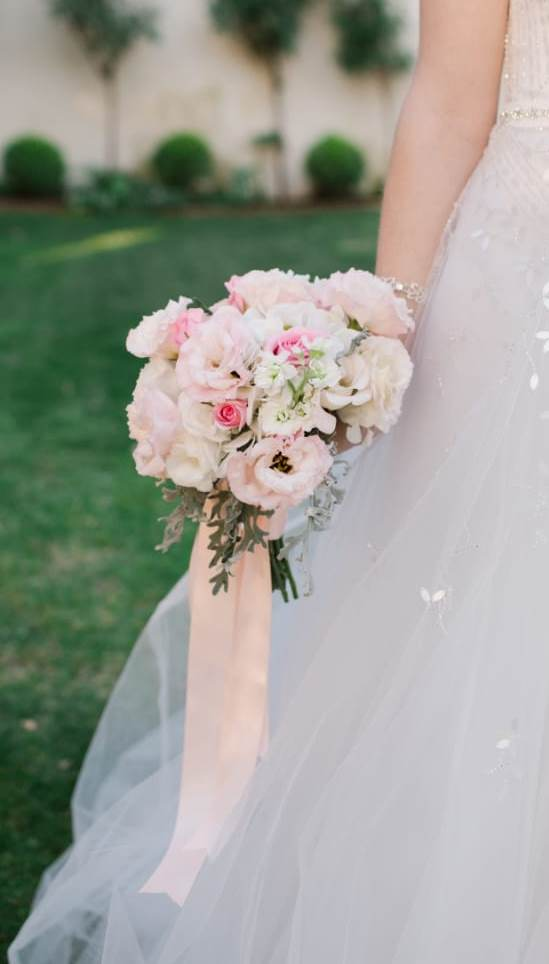 Bridal Bouquet | Stylish Pink Bouquet | Floral Designer| Gauteng