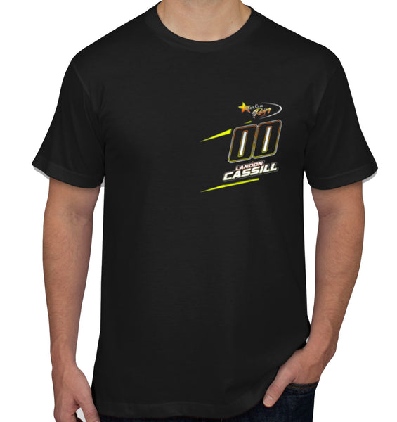 Landon Cassill T-Shirt Black