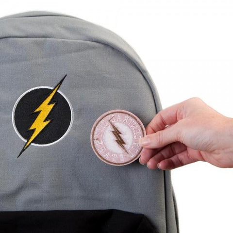 Flash DIY Patch It Backpack - GeekaPeek
