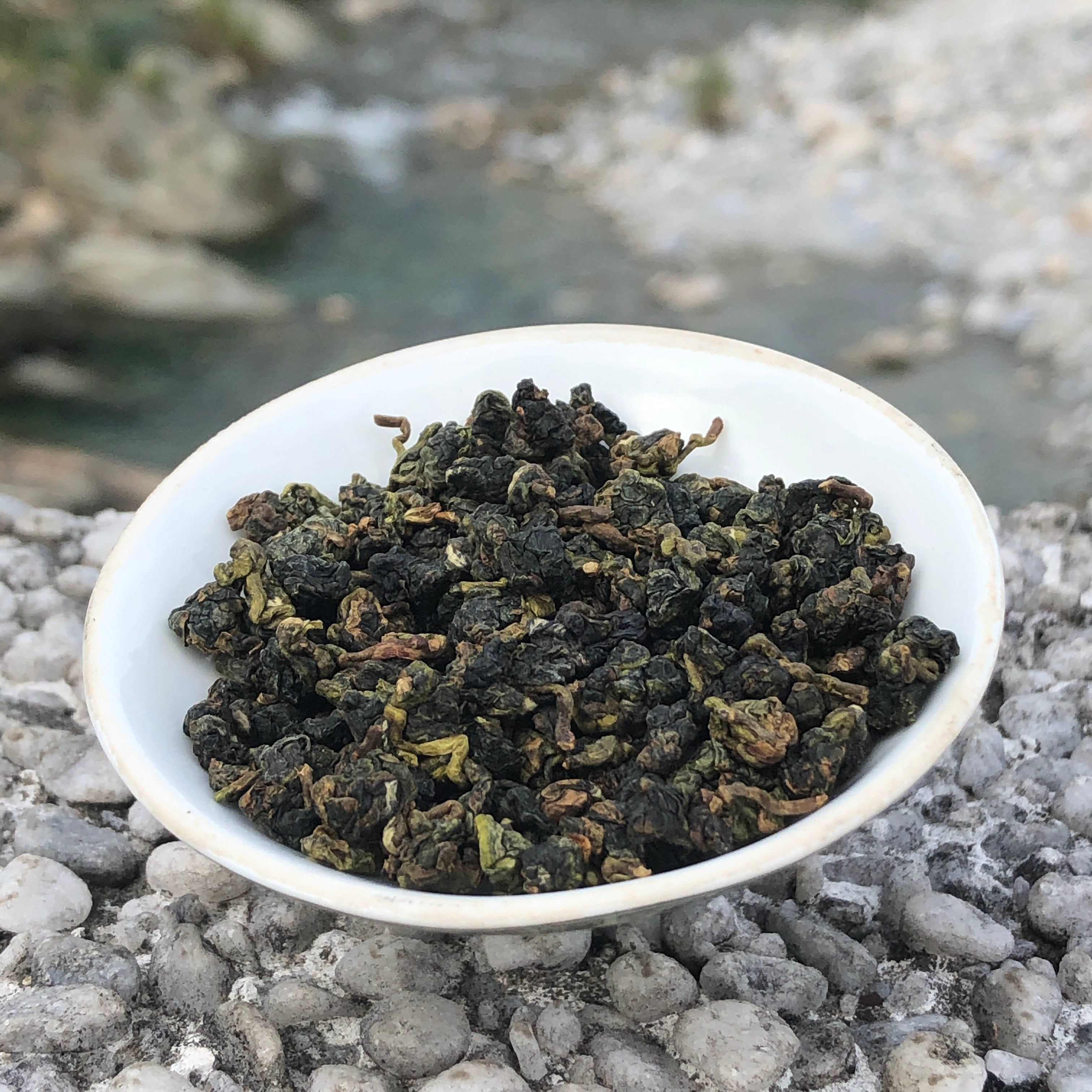 Wild Ginger Flower Unroasted Dong Ding Oolong