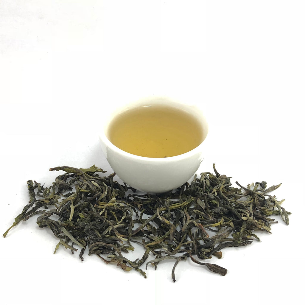 Experimental Indian White Tea