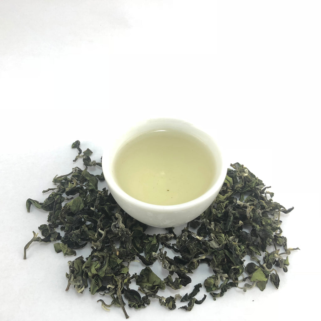 Big Leaf Floral Green Tea (Only 500g left!)