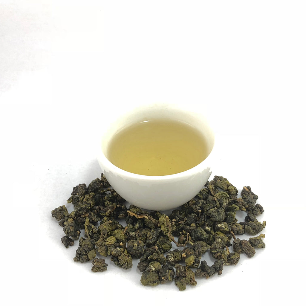 Shanlinxi Milk Oolong