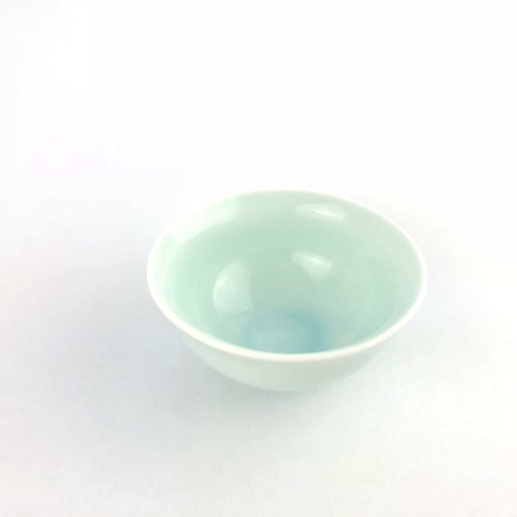 Robin Eggs Blue Tea Cup