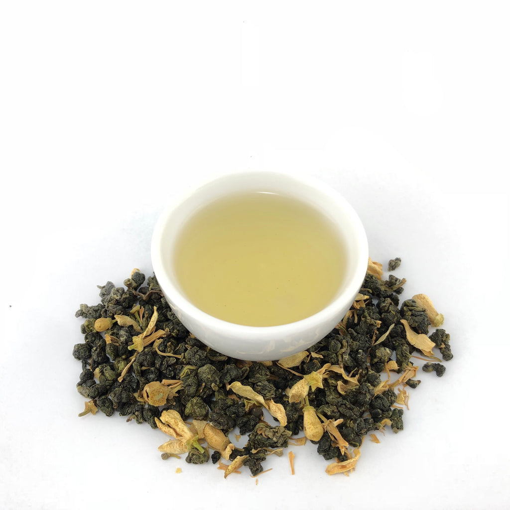 Orange Blossom Oolong(Sold Out Until Spring!)