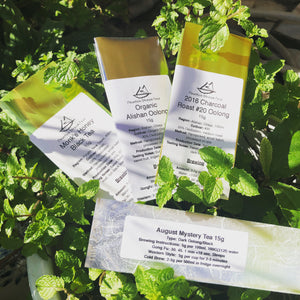 Mountain Stream Tea Subscription Service