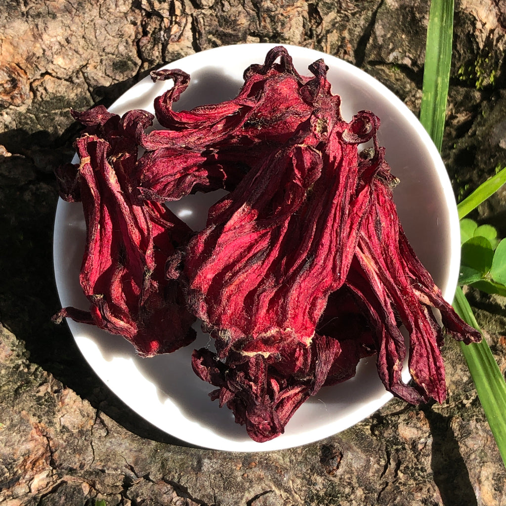 Roselle(Hibiscus) Herbal Tea/Tisane