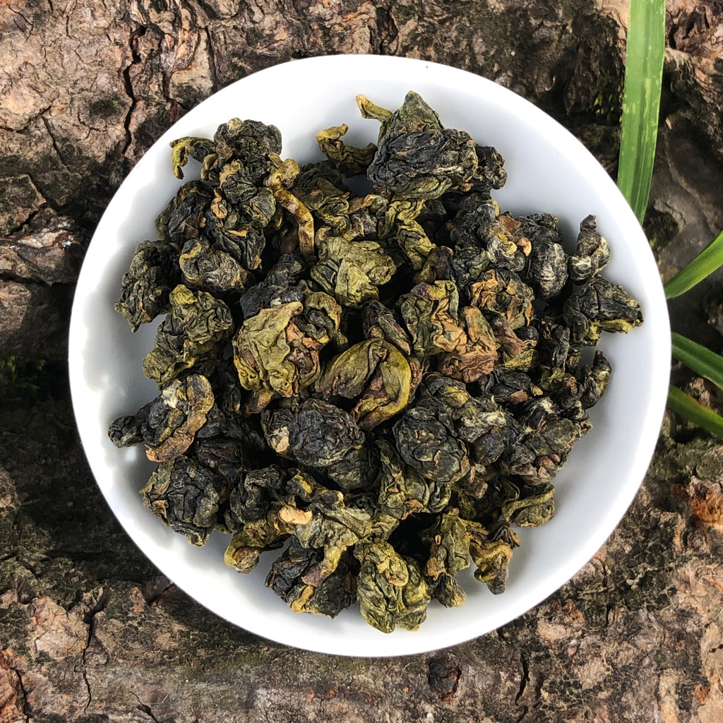 Missed Opportunity -- Wild Garden Chilaishan Oolong