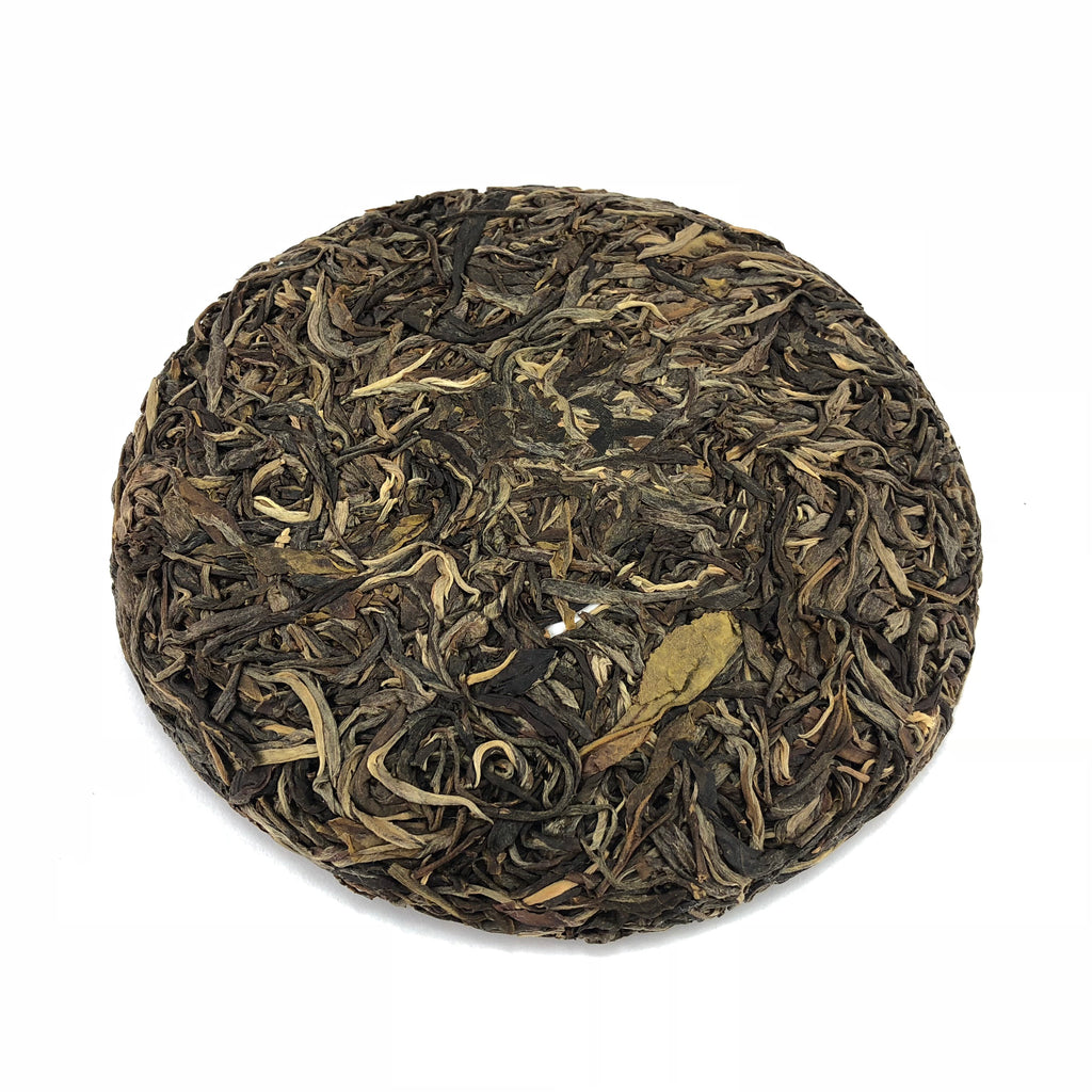 Ailao (probably not) Ancient Tree Sheng(Raw) Puer 2017