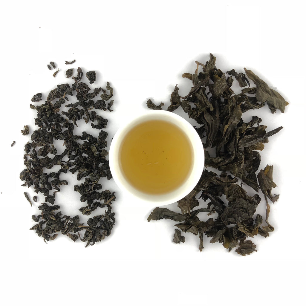 Taiwanese Roasted Wuyi Rock Oolong