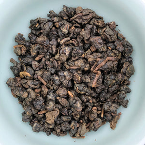 2010 'Wild Left' Meishan Oolong