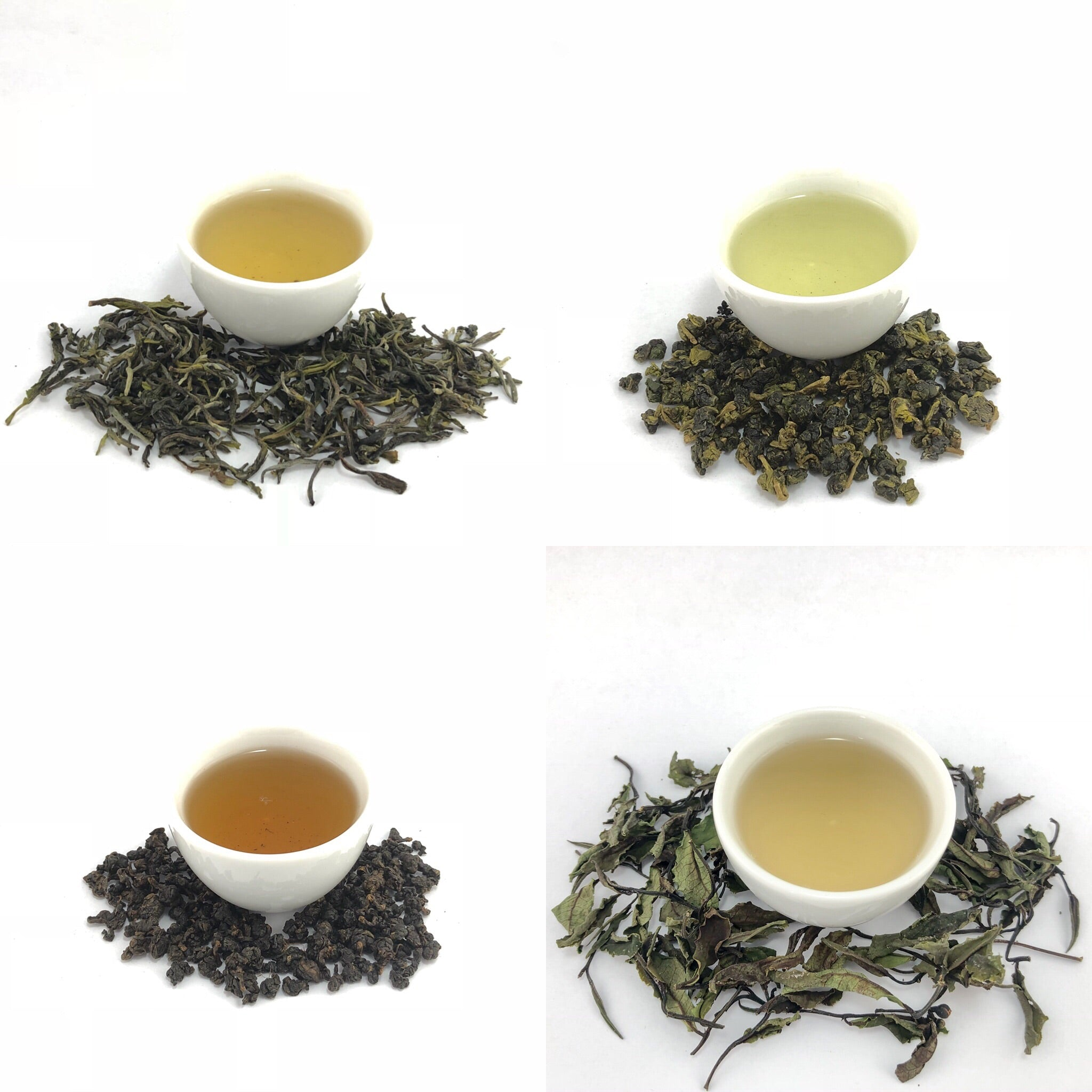 Unique/Challenging Taiwanese Teas Taster Set