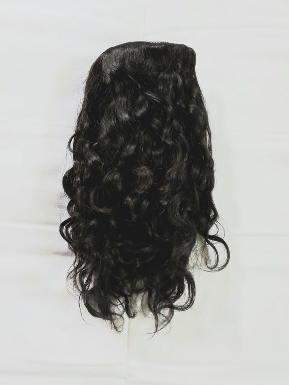 Malaysian Curly Wave Clip-In Extensions