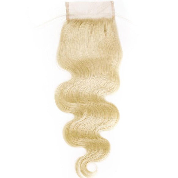 Blonde Bombshell Body Wave Closure