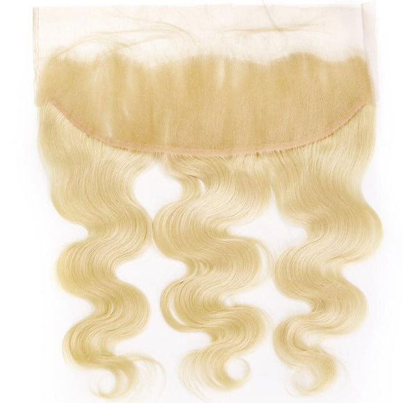 Blonde Bombshell Body Wave Frontal